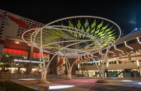 """Idea Tree"" by Soo-in Yang   Art Installations, Sculpture, Contemporary Art   Scoop.it"