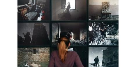 L'art au milieu du désastre: la création syrienne s'expose près de ... - L'Obs | MyMuseums | Scoop.it