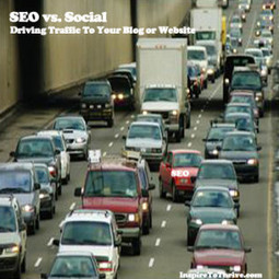 SEO vs Social Media – Which Is The Best Traffic Source To Your Blog? | Seo Tips To Improve Your SEO | Scoop.it