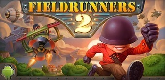 Fieldrunners 2 v1.2 Apk + Data Android | Android Game Apps | Android Games Apps | Scoop.it