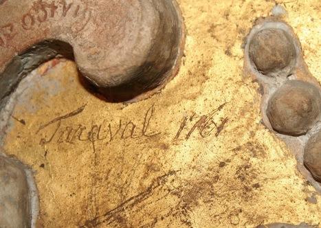 Decoding Rome's Old Master Graffiti | caravan - rencontre (au delà) des cultures -  les traversées | Scoop.it