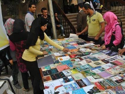 Open books: A local book swap initiative brings literature to the masses - Egypt Independent | Artist Opportunities | Scoop.it