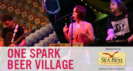 One Spark 2014 Beer Village presented by Sea Best®   One Spark Blog   Orbea News: the transcendental world   Scoop.it