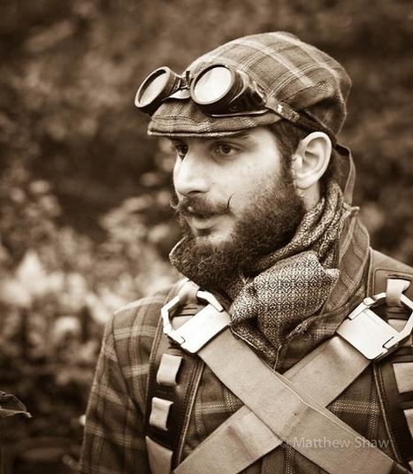 Les 8 règles de la mode Steampunk | Choose Steampunk | Scoop.it