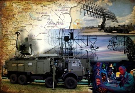 Resultado de imagen de Rusia declara la guerra electrónica contra Israel sobre Siria