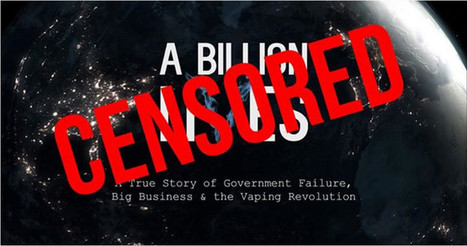 How Vaper Pressure Overturned Facebook Censorship   21st_Century Good: Social and Content   Scoop.it