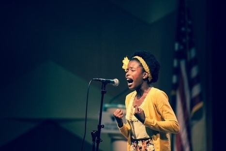 How Poetry Gave Me a Voice - Huffington Post | VoiceThread | Scoop.it