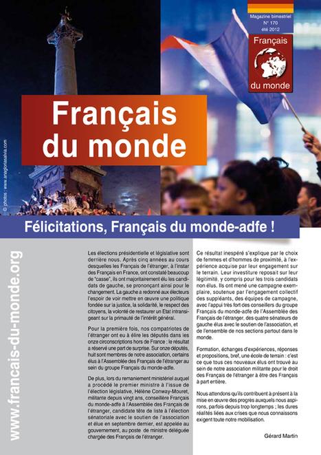 Le Premier ministre a reçu les parlementaires représentant les Français établis hors de France | Français à l'étranger : des élus, un ministère | Scoop.it