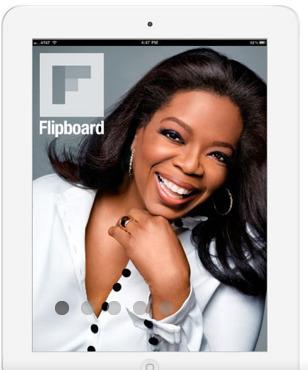Flipboard Raises $50 Million, Inks Deal With Oprah's OWN   Digital Media Wire   Connected Creativity   Scoop.it