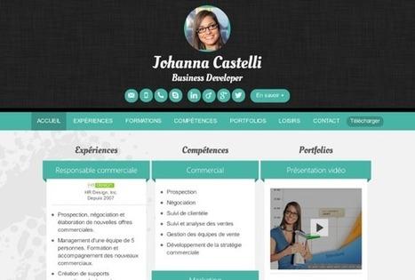 Doyoubuzz lance une nouvelle version du CV multiformat | Médias sociaux et tout ça | Scoop.it