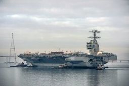 McCain: Ford-Class Overruns May Mean Fewer Supercarriers | Upsetment | Scoop.it