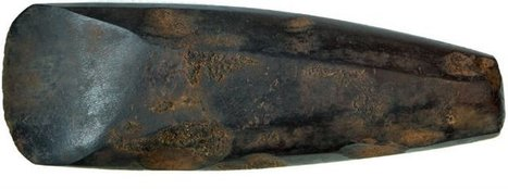 Europe's Oldest Polished Axe Found in Ireland | microburin mesolithic archaeology | Scoop.it