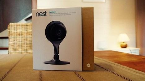 TEST - Une Nest Cam pour la fête des Pères ? - Tinynews | Hightech, domotique, robotique et objets connectés sur le Net | Scoop.it