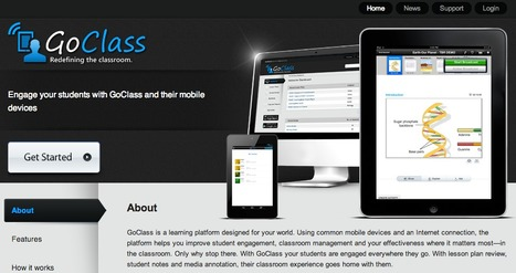GoClass - Redefining classroom learning. Empowering instructors. | Sites for Educators | Scoop.it
