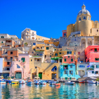 Procida, Italy.   Beautiful places.   Scoop.it