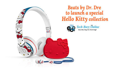 Beats by Dr. Dre to launch a special Hello Kitty collection | Tech Buzz | Scoop.it