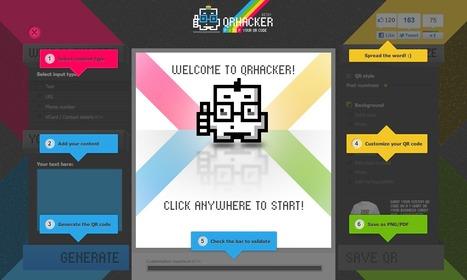 QRhacker.com | Technology Ideas | Scoop.it