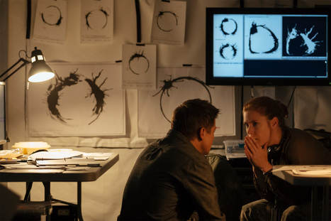 Movie Arrival Explained and Interview with Eric Heisserer - Taylor Holmes inc. | Media Aesthetics Lab | Scoop.it