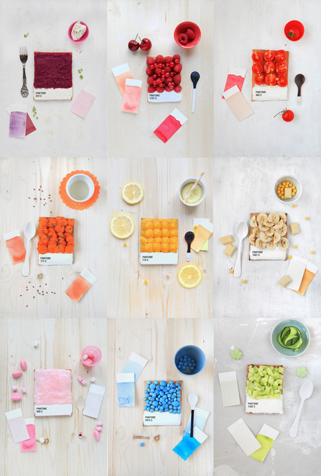 Palette culinaire | Communication Agroalimentaire | Scoop.it