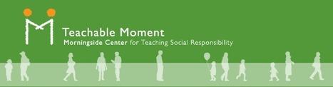 a teachable moment