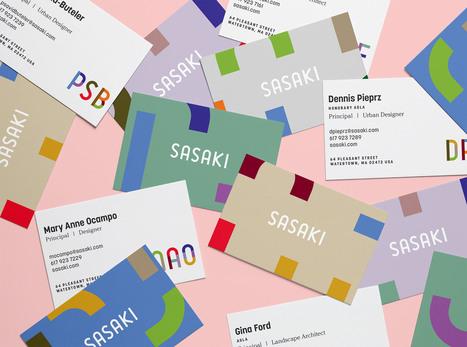 El estudio Bruce Mau crea la nueva identidad de Sasaki | El Mundo del Diseño Gráfico | Scoop.it