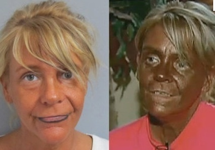 """Tanning Mom """"Pale"""", """"Weird"""" In New Photo 
