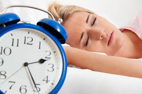 Quick Study: Women Get More Sleep—and Earn It -   Radio Show Contents   Scoop.it