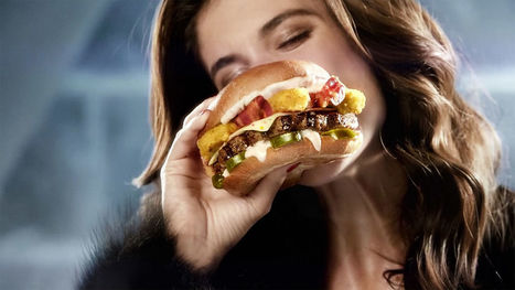 Carl's Jr.'s Hottest Burger Was Created By Its Ad Agency | Eye on concepts | Scoop.it