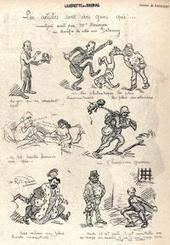Les truculentes caricatures d'Aristide Delannoy - Un document à l'honneur - Activités culturelles - Les Archives du Pas-de-Calais (Pas-de-Calais le Département) | Rhit Genealogie | Scoop.it