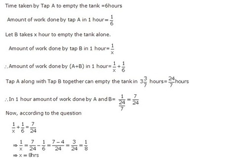 Frank ICSE Class 9 Maths Ch 7 Linear Equations