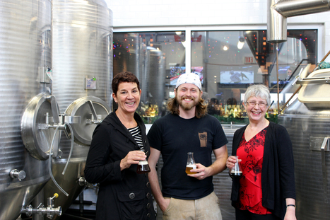 Beer brewing diploma at Kwantlen targets B.C.'s explosion of microbreweries | Food issues | Scoop.it