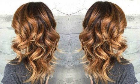 Deze nieuwe haartrend heet 'tigereye hair' en het maakt brunettes wild - Beautify   kapsel trends   Scoop.it
