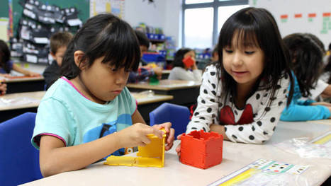 Five Compelling Reasons For Teaching Spatial Reasoning To Young Children | Thinking Clearly and Analytically | Scoop.it