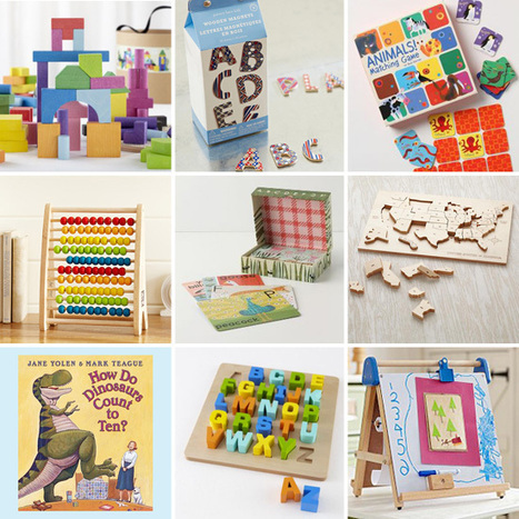 Back to School {Fun Learning Toys}   Sweet Little Peanut   Educational Board for Children and Adults   Scoop.it