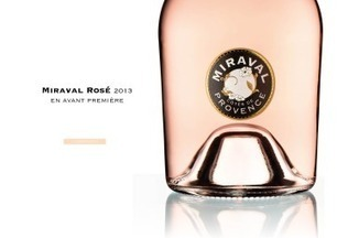 Exclusive launch by Miraval of the new vintage Rosé | A Wine for Valentine's Day... | Scoop.it
