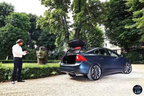 Volvo invente la livraison colis dans le Coffre de voiture ! | Actua web marketing | Scoop.it