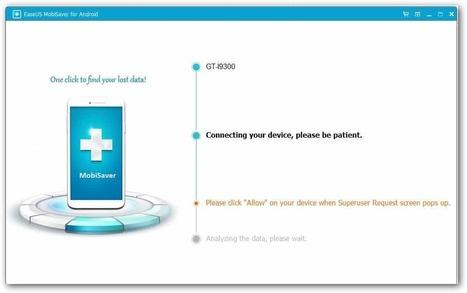 MobiSaver, le meilleur logiciel de récupération de données sous Android. | Informatique TPE | Scoop.it