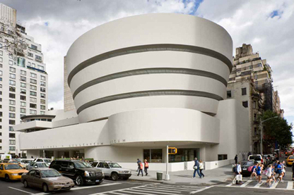 Guggenheim Schedule of Exhibitions through 2014 | Art History & Literary Studies | Scoop.it