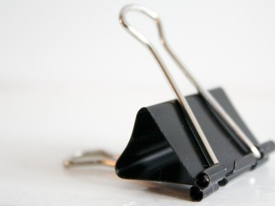 16 Clever Uses for Binder Clips   Work  Life Balance   Scoop.it
