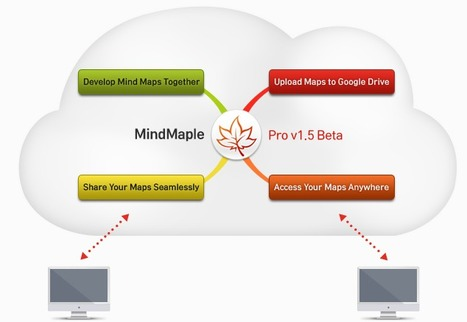 MindMaple Pro v1.5 - Improve Brainstorming Techniques | Learning, education, future | Scoop.it