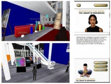 Bibliothèque : Améliorer la participation avec les univers virtuels ? | Bibliothèque et Techno | Scoop.it