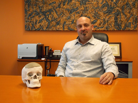 First 3D printed skull implant made in South Windsor | ReminderNews | 3D PRINTING DEVELOPMENTS | Scoop.it