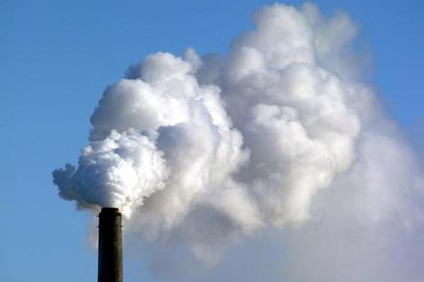 Emissions calédoniennes de CO2 - Ensemble Pour La Planète | Pollutions minières | Scoop.it