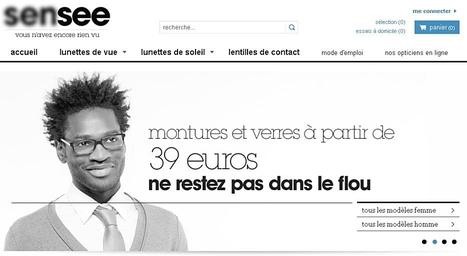 Sensee boucle un tour de table de 17,5 millions d'euros   le monde des lunettes online   Scoop.it