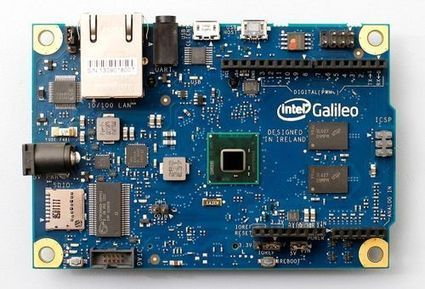Intel Arduino Partnerhip and Galileo Development Board - Tom's Hardware Guide | Raspberry Pi | Scoop.it
