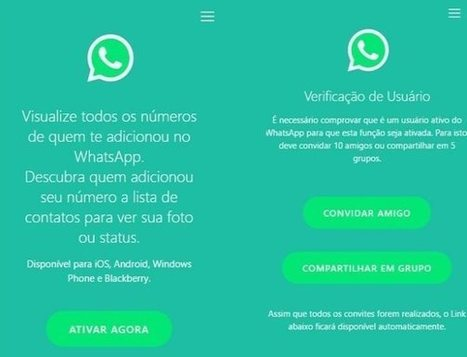 260.000 personas ya han caído en el último timo de Whatsapp | I didn't know it was impossible.. and I did it :-) - No sabia que era imposible.. y lo hice :-) | Scoop.it