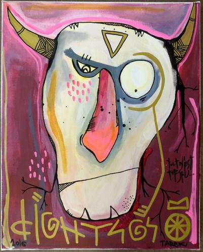 Tarek : nouvelles peintures…   The art of Tarek   Scoop.it