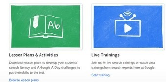 Educational Technology Guy: Google Search Education - teach your students to search better | Education-Caitlin | Scoop.it
