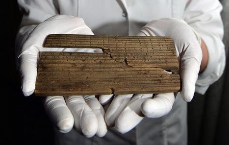 2,000-year-old handwritten documents found in London mud   Monde antique   Scoop.it