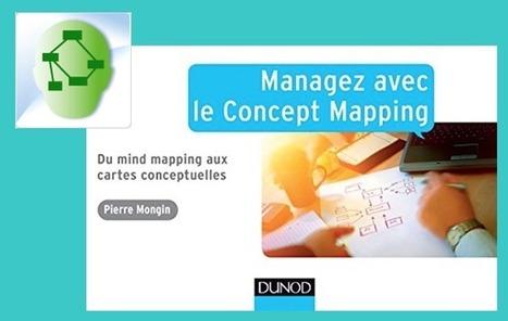 Les cartes conceptuelles: introduction en 2 pages | Mind Mapping | Scoop.it